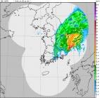 18호 태풍 치바 영상