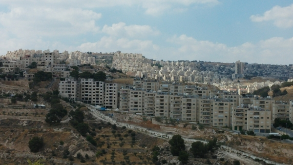 이스라엘 정착촌